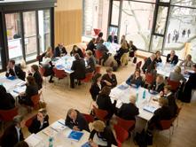 Einführungs-Workshop für die Teilnehmer und Teilnehmerinnen am 5. Regionalen Frankfurter Mentoring