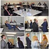 Auftaktveranstaltung zum 4. Cross-Mentoring Münster bei der Sparkasse Münsterland Ost