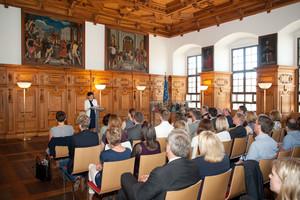Auftakt der 6. Runde Cross-Mentoring Augsburg