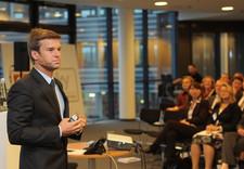 10. Cross-Mentoring München, Porf. Dr. Wolfgang Jenewein