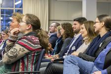 Teilnehmerinnen und Teilnehmer des Cross Mentoring München Netzwerks