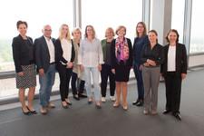 Nachmittagsgruppe der Teilnehmerinnen und Teilnehmer am CMM20