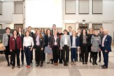 Kick-Off zum 17. Cross-Mentoring München bei GEWOFAG